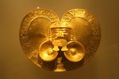 Gold Museum Museo Del Oro, Bogota, Kolumbien Stockfotografie