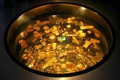Gold Museum Museo Del Oro, Bogota, Kolumbien Lizenzfreie Stockfotografie