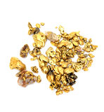 Gold Nugget Royalty Free Stock Photos