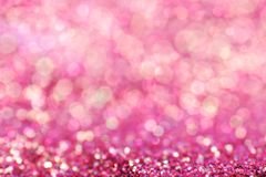 Gold nuggets sparkling carpet. Close-up view, very Royalty Free Stock Photo