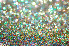 Gold nuggets sparkling carpet. Close-up view, very Stock Photography