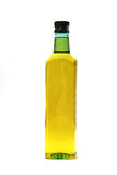 Gold olive oil Royalty Free Stock Photography