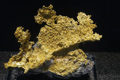 Gold ore Royalty Free Stock Photos