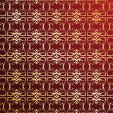 Gold Ornament Background Stock Photos