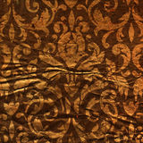 Gold ornament decorative paper Royalty Free Stock Photography