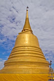 Gold pagoda Stock Images