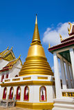 Gold pagoda Royalty Free Stock Photo
