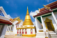 Gold pagoda Royalty Free Stock Photos