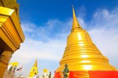 Gold pagoda Royalty Free Stock Photos