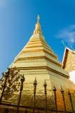 Gold pagoda Stock Photos