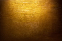 Gold painting texture background Stock Image