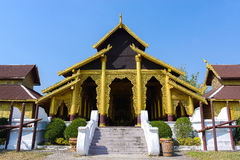 Gold palace Stock Photography