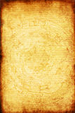 Gold paper. Old map paper texture. Very useful Stock Photos