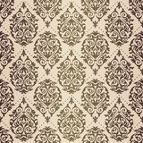 Gold patina baroque pattern Royalty Free Stock Photo