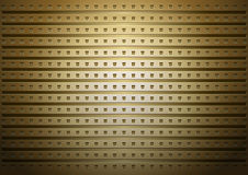 Gold pattern Royalty Free Stock Photos