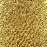 Gold pattern. Abstract golden background. Vector illustration. stock illustration