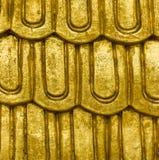 Gold pattern background. Old gold pattern background Stock Photo