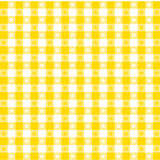 gold pattern seamless tablecloth 库存例证