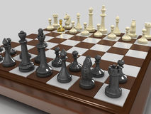 Gold pawn 9 Royalty Free Stock Photos