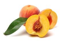 Gold Peach stock photo