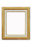 Gold Picture Frame Stock Image