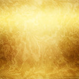 Gold polished metal. Steel Texture Stock Photo