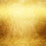 Gold polished metal Stock Photo