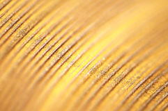 Gold powder background Royalty Free Stock Photography