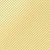 Gold pyramid pattern texture Stock Photo