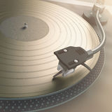 Gold Records Stock Photography