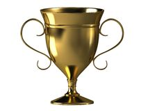 Gold reward Stock Photography
