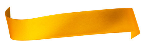 Free Gold Ribbon Stock Photos - 80932713