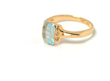 Gold Ring Stock Photos