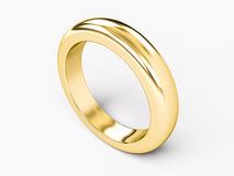 Gold ring Royalty Free Stock Photos