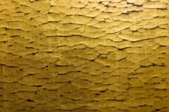 Gold ripple  background Royalty Free Stock Photos