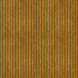 Gold-, Roter u. Grünerstreifen Stockfoto