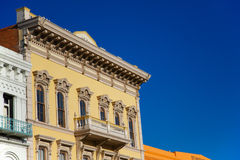 Gold Rush building Royalty Free Stock Photo