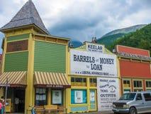 Skagway Alaska Royalty Free Stock Photography