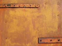 Gold rust Royalty Free Stock Image