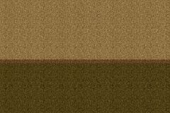 Gold sand glitter abstract background. royalty free illustration