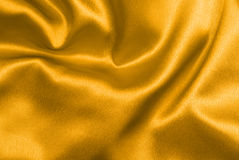Gold satin Stock Photos