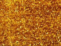 Gold scourer. Detail photo texture of the gold scourer background Royalty Free Stock Photos