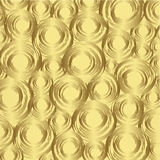 Gold seamless  background Stock Photo