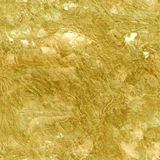 Gold seamless metal Stock Photography
