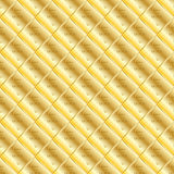 Gold seamless texture. With samples inscription Stock Photography