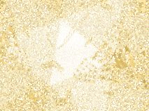 Gold sequins texture. Abstract halftone background. Vector golden pattern   Stock Photo