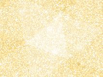 Gold sequins texture. Abstract halftone background. Vector golden pattern of round elements. Stock Photo