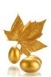 Gold sheet Royalty Free Stock Photo