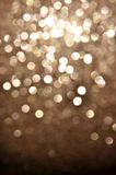 Gold shining Christmas background Stock Photo
