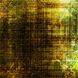Gold Shooting abstract background for design with space for text Stock Photography